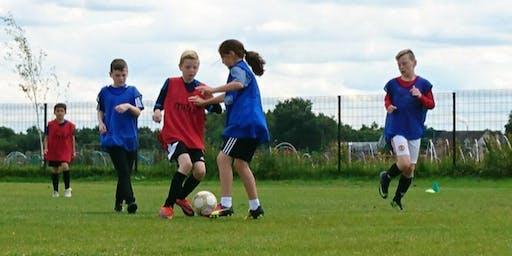 Braehead FC Summer Soccer School (7-14 year old week 1)