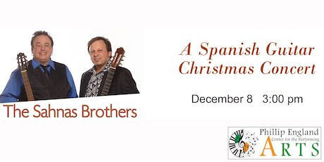 Sahnas Brothers Holiday Show tickets