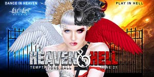 Love & Lust H & HELL Temptations Ball.  Erotik Dance...
