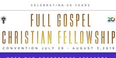 Full Gospel Christian Fellowship Convention 2019
