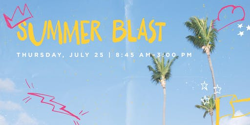 Saddleback Kids Summer Blast