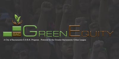 Green Equity Community Orientation