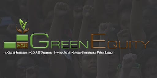 Green Equity Community Orientation