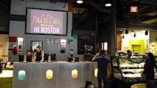 Hostelling International Boston logo