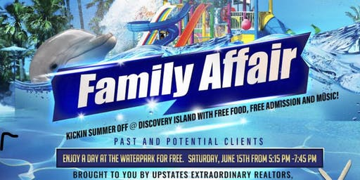 Family Affair @ DISCOVERY ISLAND WATERPARK