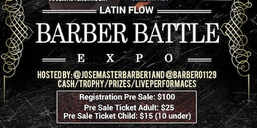 Latin Flow Barber Expo