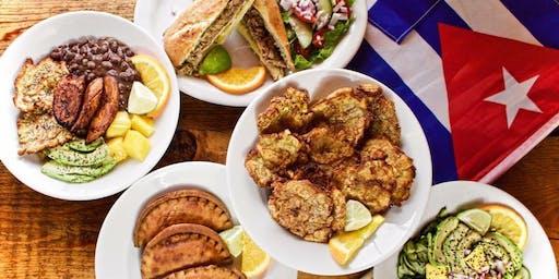Cuban Restaurant Week