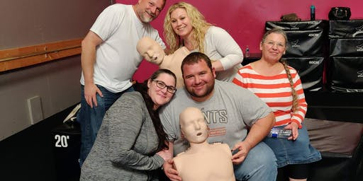 CPR & AED - June 10