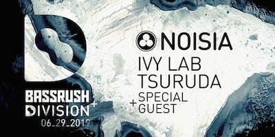 Noisia w/ Ivy Lab and Tsuruda