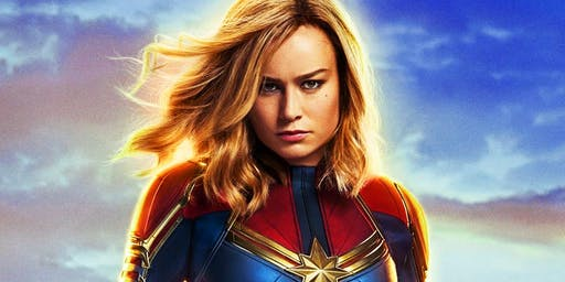 Teen Movie & Pizza: Captain Marvel