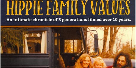 Hippie Family Values Film Screening tickets