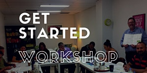 GET STARTED - A Co.Starters workshop to get your new...