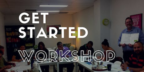 GET STARTED - A Co.Starters workshop to get your new business idea underway! tickets