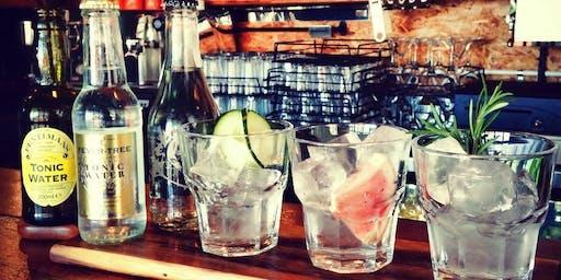 30+ Gin Tasting Sunday Session
