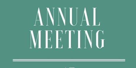 League of Women Voters/VC:  Annual Mtg tickets