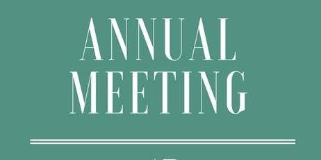 League of Women Voters/VC:  Annual Mtg