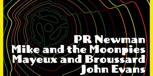 45 Anniversary Day 1 -PR Newman, Mike and the Moonpies & more