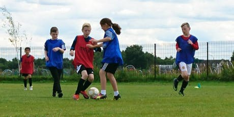 Braehead FC Summer Soccer School (7-14 year old week 2) tickets