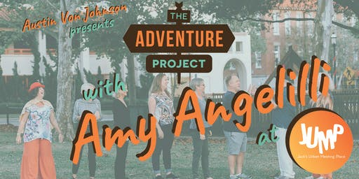 Improv for Everyone with Amy Angelilli at JUMP
