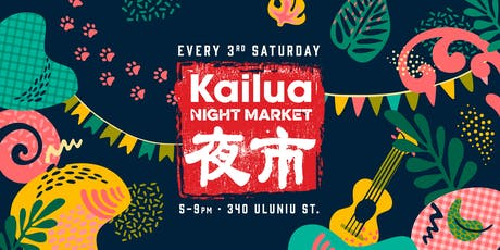 Kailua Night Market tickets