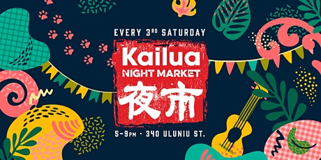 Kailua Night Market tickets