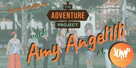 It's All About Amy! An Improv Comedy Show at JUMP tickets