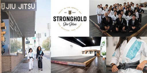 Stronghold Youth Jiu Jitsu Summer Camp (7/15-7/19; 10AM-1PM)