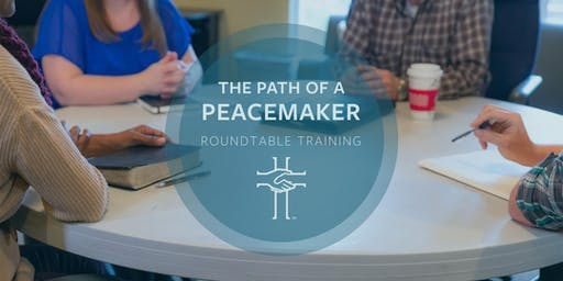 The Path of a Peacemaker Online Lunchtime Training