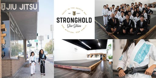 Stronghold Youth Jiu Jitsu Summer Camp (Aug 12 - Aug 16; 10AM-1PM)