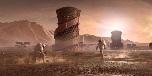 TALK: Designing for Mars x Melodie Yashar