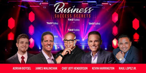 Business Success Secrets Conference