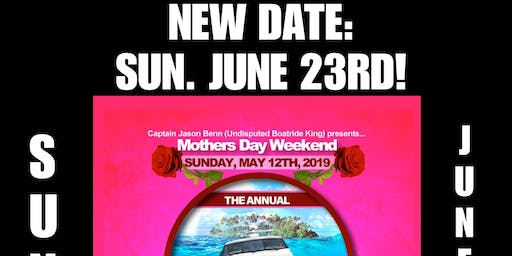 INSANITY BOATRIDE 2019