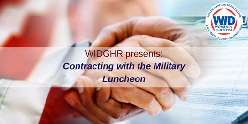Contracting with the Military WID Luncheon