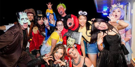 The #1 Cosplay Yacht Cruise - NYC Boat Party