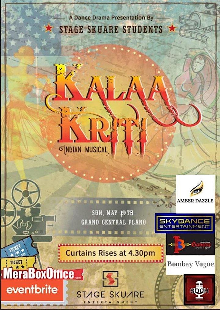 Kalaa-Kriti - an Indian Musical image