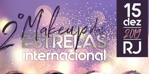 WORKSHOP Makeup Das Estrelas 2019