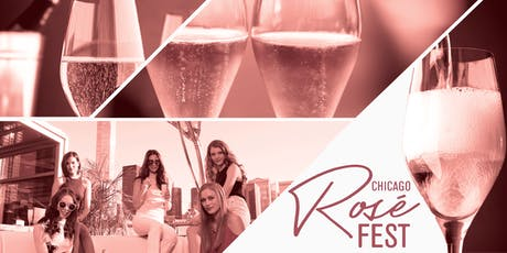 Chicago Rosé Fest - A Rosé Tasting at I|O Godfrey Rooftop on October 5th tickets