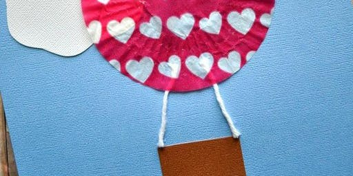 Hot Air Balloon Story Time & Craft
