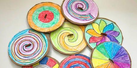 Penny Spinner Craft tickets