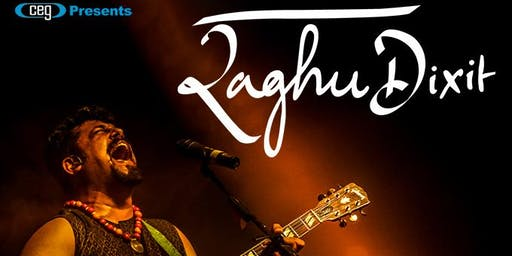 CEG Presents Raghu Dixit