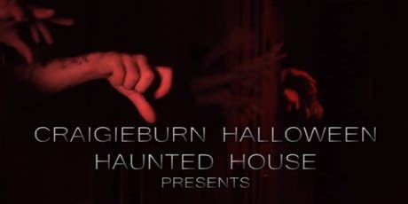 Halloween Haunted House - 2nd Nov 2019 tickets