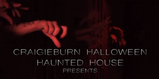 Halloween Haunted House - 2nd Nov 2019