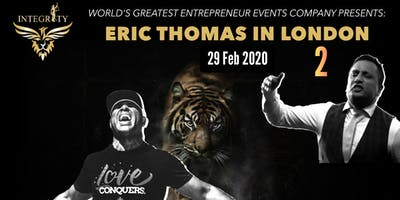 ERIC THOMAS IN LONDON 2