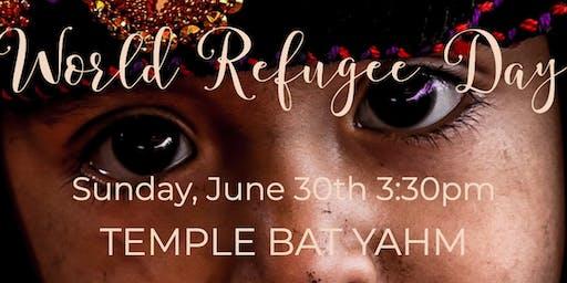 OC World Refugee Day Event