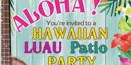 Hawaiian Patio Party