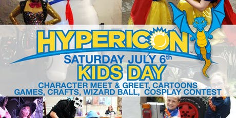 Hypericon 14 tickets