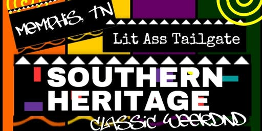 Southern Heritage Lit Ass Tailgate