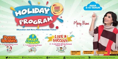 HOLIDAY PROGRAM by Merry Riana Learning Centre