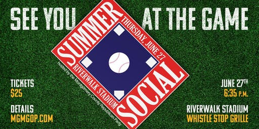 Summer Social with the Montgomery County Republican Party