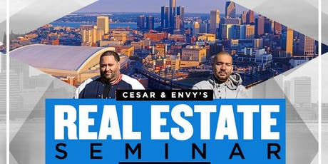 Cesar & DJ Envy's Real Estate Seminar in Los Angeles tickets